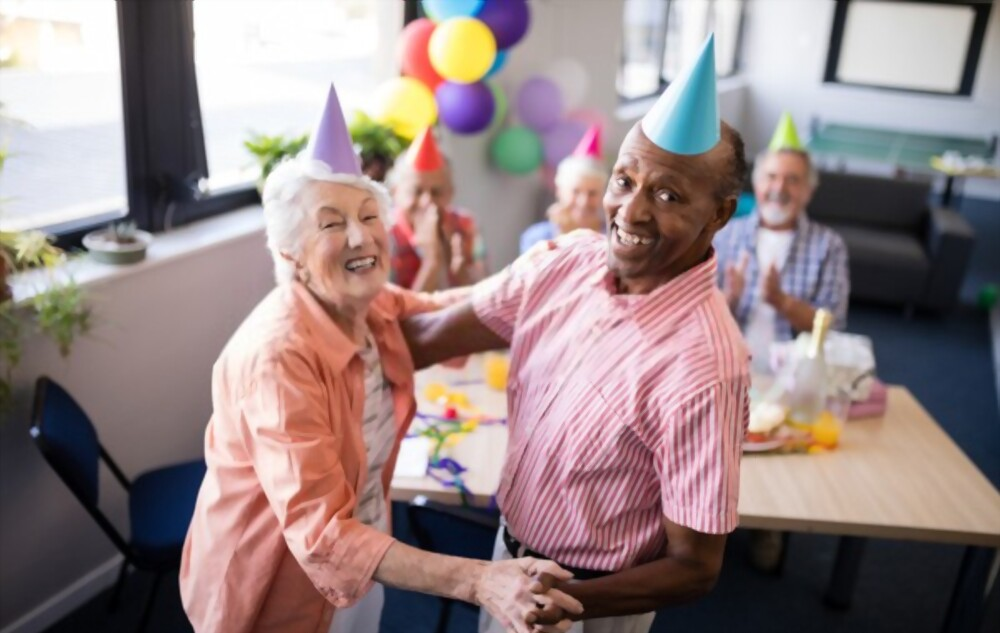 Birthday Party for Everyone!
